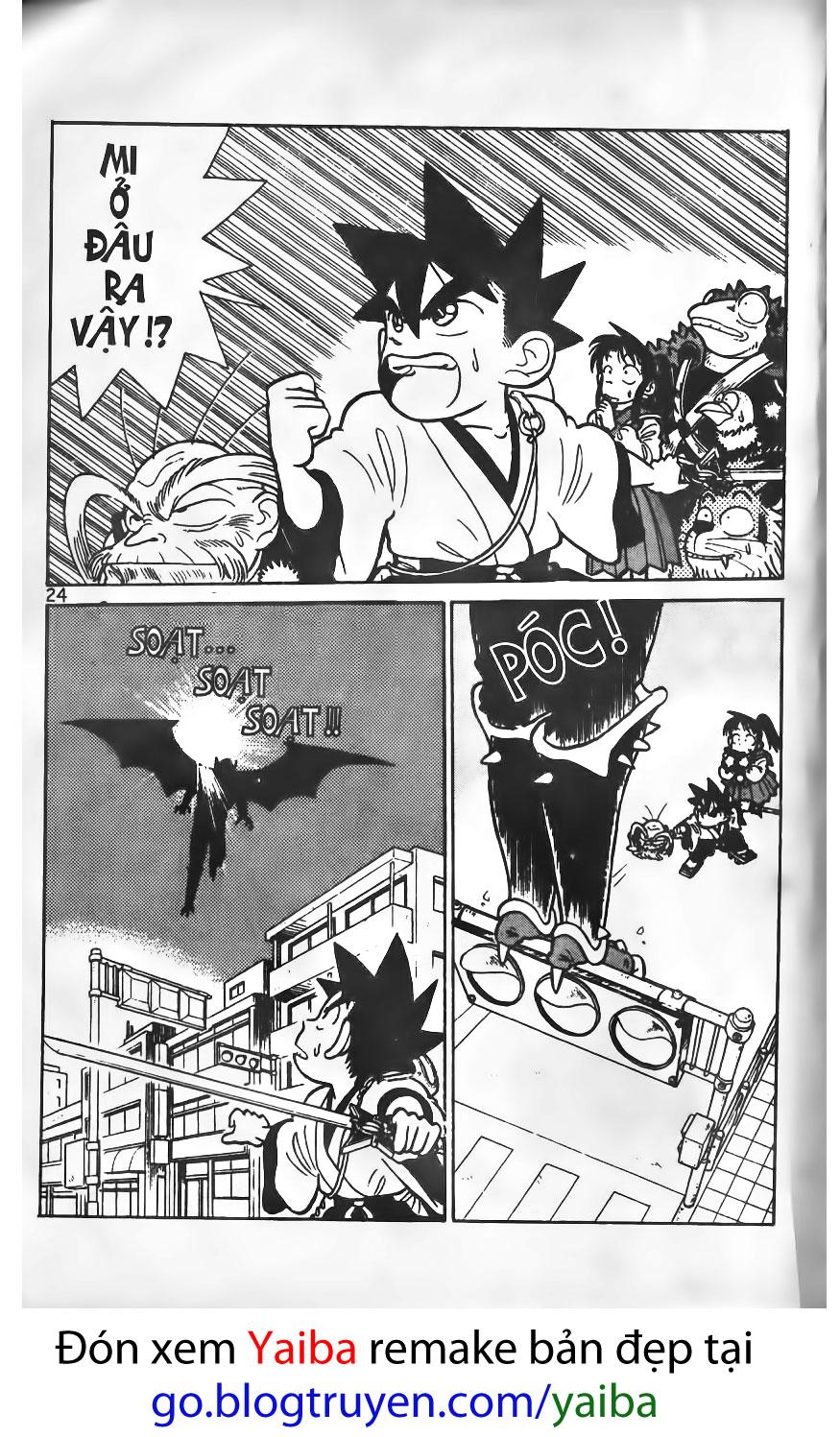 Yaiba chap 31 trang 3