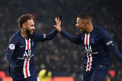 Cực sốc: PSG có 4 ca dương tính Covid-19, Neymar-Mbappe có an toàn?