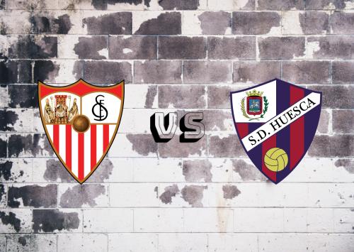 Sevilla vs Huesca  Resumen