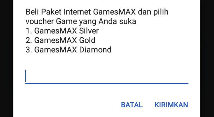 Paket Game Telkomsel PUBG