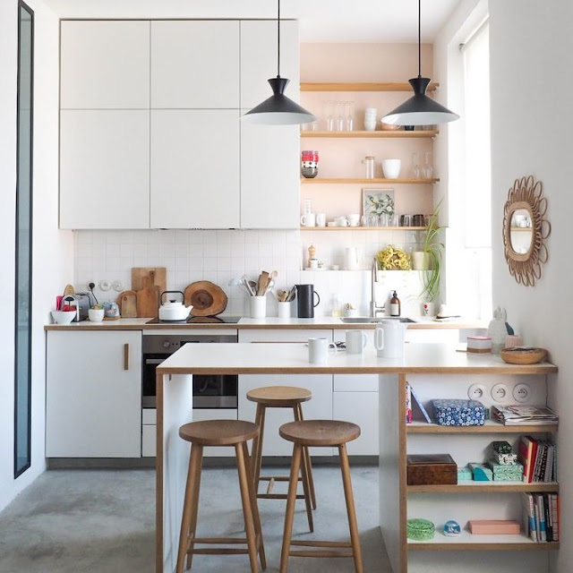 Desain Dapur Minimalis Sederhana dan Murah