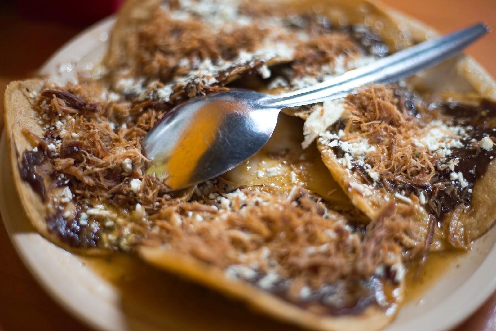 Crujientes y deliciosas: Así son las tostadas de Taquería Alba