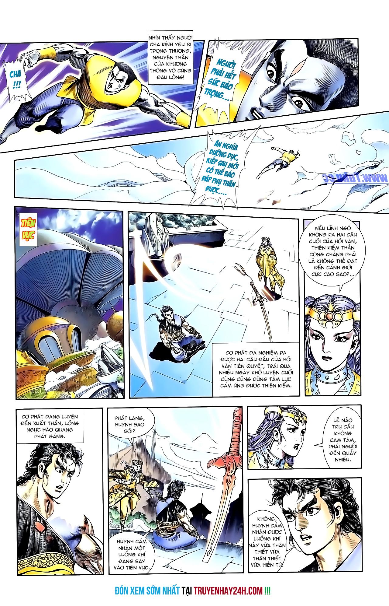 Cơ Phát Khai Chu Bản chapter 154 trang 30