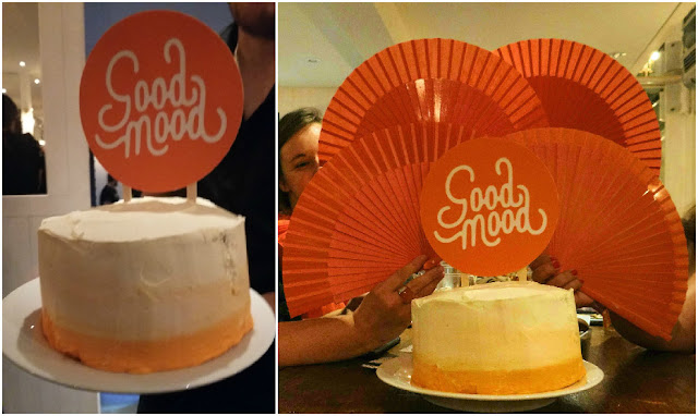 Tarta Good Mood