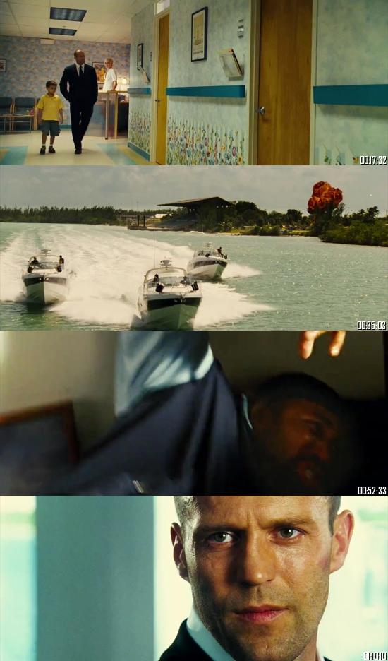The Transporter 2 (2005) BRRip 720p 480p Dual Audio Hindi English Full Movie Download