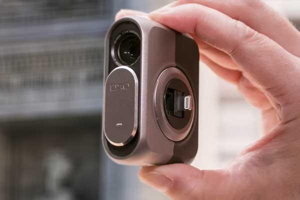 Kamera DzO yang bisa dilepas ini akhirnya masuk ke Android