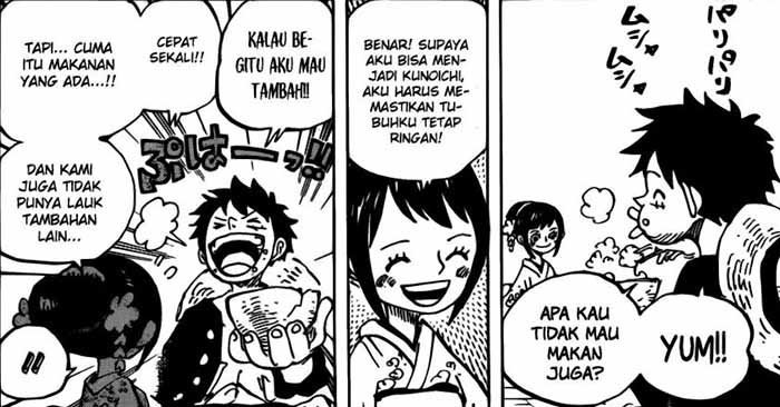 Review Manga One Piece Chapter 911 Indonesia: Yudha Frand
