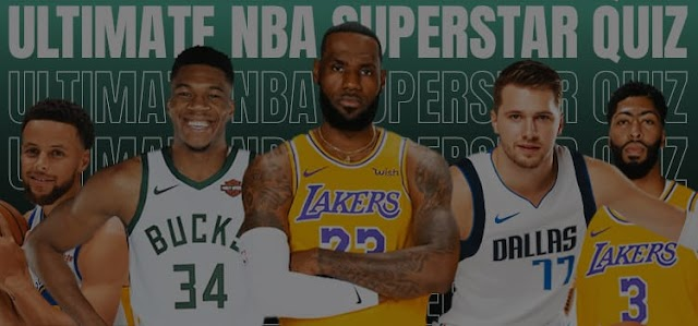 Name that NBA Superstar Quiz Answers