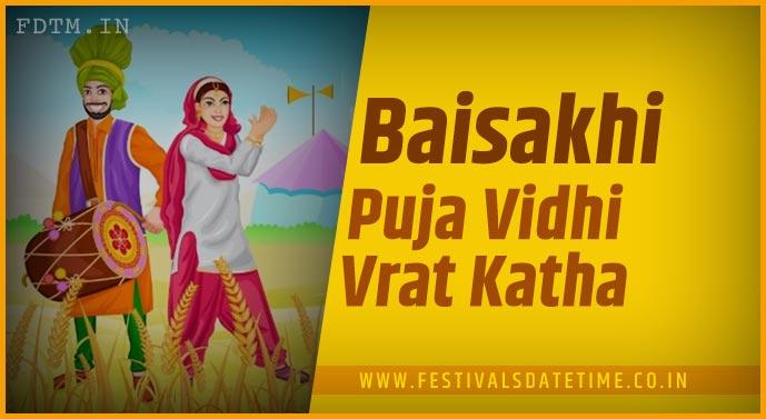 Baisakhi Festival Rituals and Baisakhi Vrat Katha