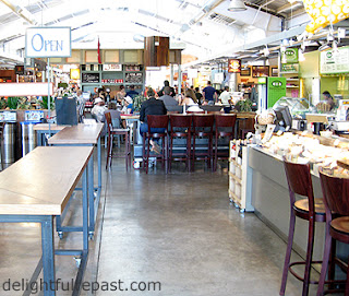 Travel Review - Napa Valley - Oxbow Public Market / www.delightfulrepast.com
