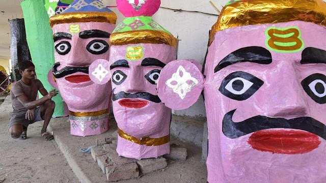 Dasara doll festival: Karnataka based family displays dolls depicting different themes