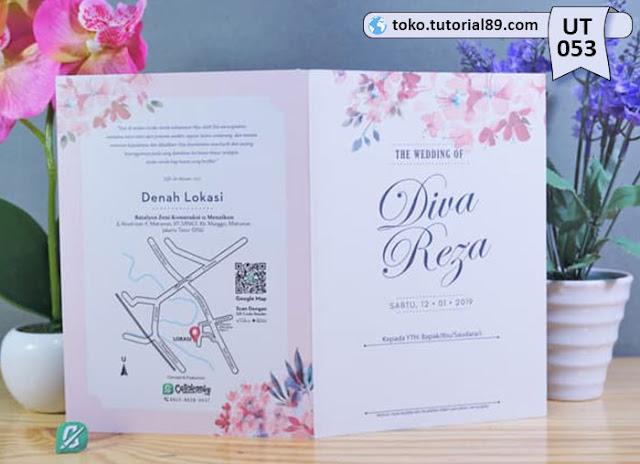 Desain Ucapan Terima Kasih Souvenir Pernikahan - Bagikan ...