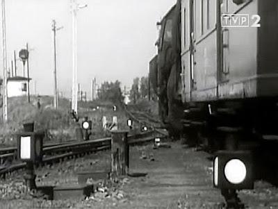 pociągi w filmie