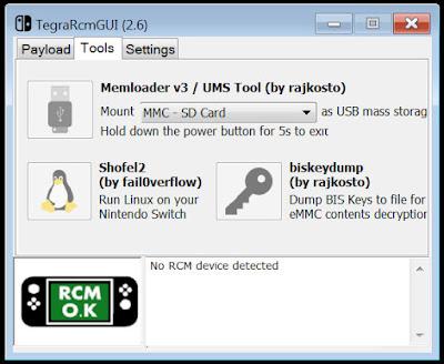 TegraRcmGUI v2 6 Released