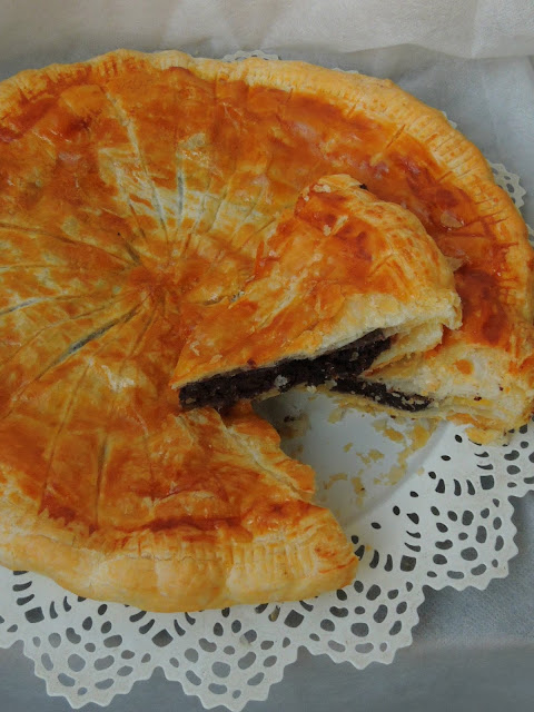 Mocha King's Cake, Moka Galette des rois