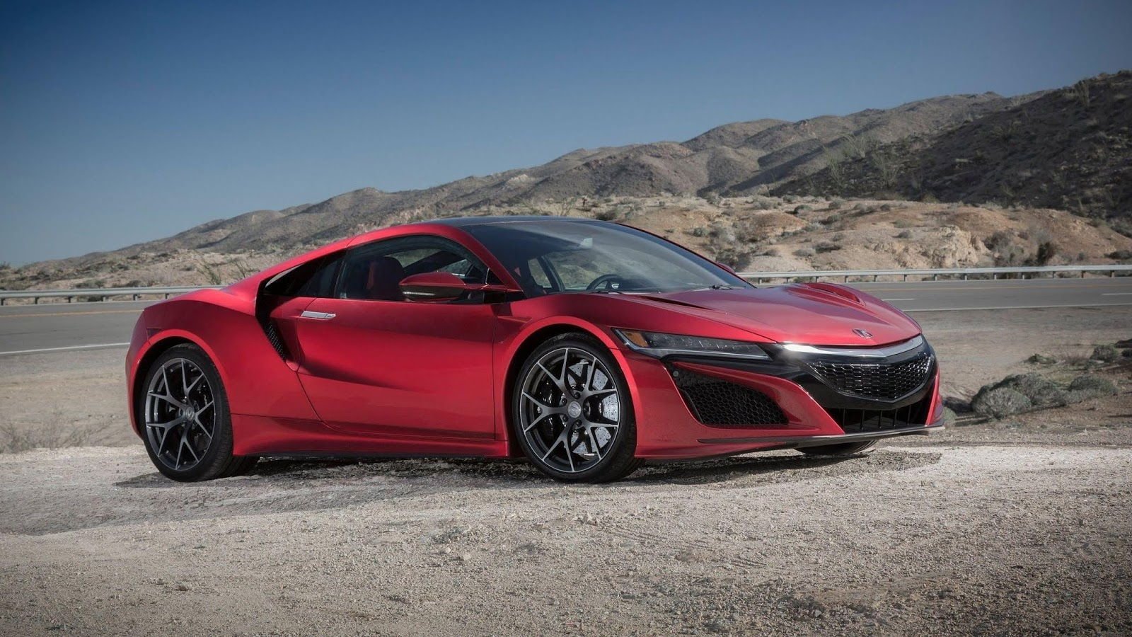 Acura NSX 2017 UHD Wallpapers cars wallpapers
