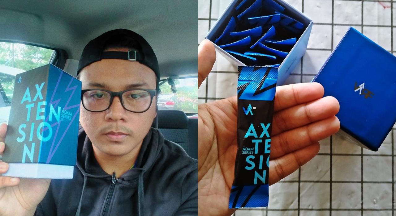 Adam Series Axtension | Produk Terbaik Untuk Kesihatan Lelaki