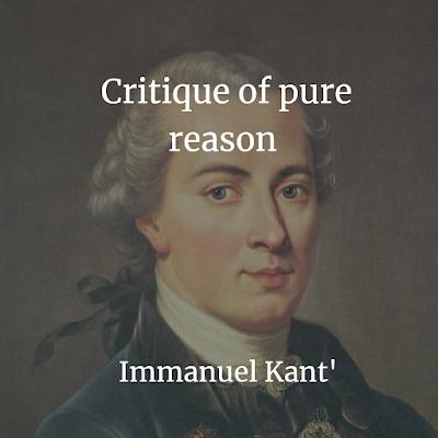 Critique of pure reason Free PDF book