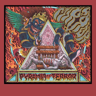 "Το τραγούδι των Mirror ""Black Magic Tower"" από το album ""Pyramid of Terror"""