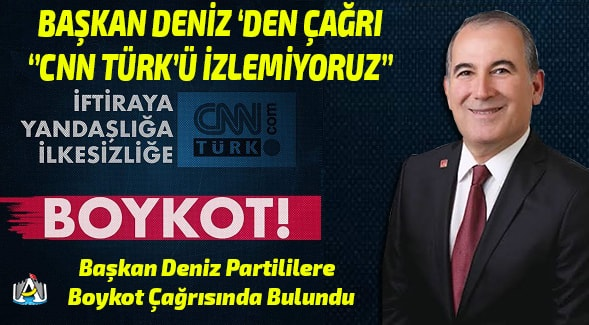 Anamur Haber, Anamur Son Dakika, Durmuş Deniz, CHP ANAMUR, SİYASET,