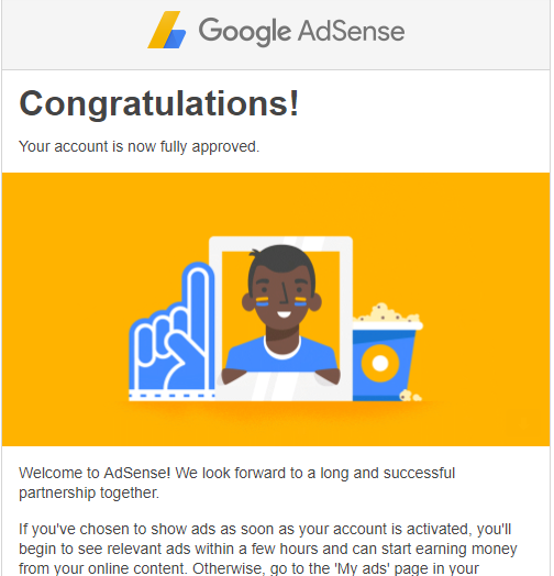 How to get Google Adsense approval with new trick in 2018 in blogger