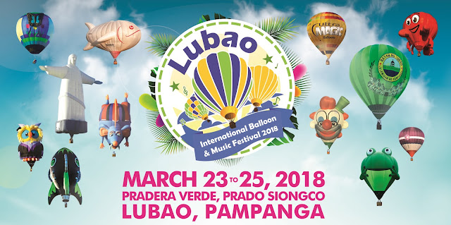 Lubao Balloon and Music Festival