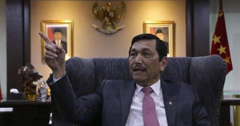 Anak Buah Surya Paloh: Luhut Bertindak Seolah 'The Real President'