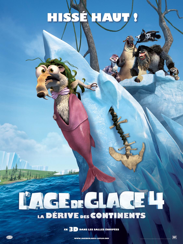 Le Deblocnot L Age De Glace 4 2012 Par Luc B