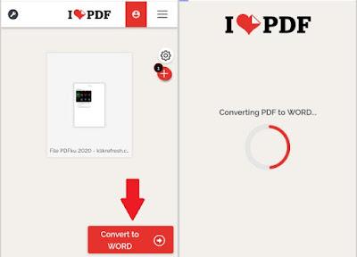 Cara Mengubah PDF ke Word di HP 4