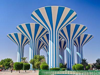 Kuwait's Sea City