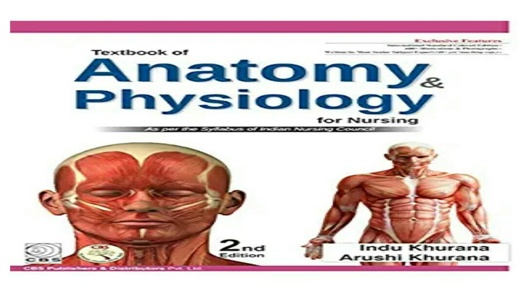 Download Best Anatomy & Physiology Textbook PDF