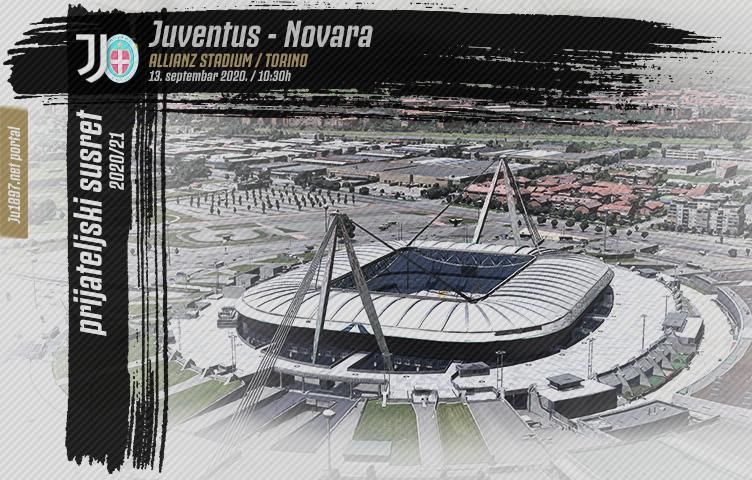 Prijateljska utakmica / Juventus - Novara, nedelja, 10:30h