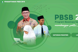 Juknis Program Beasiswa Santri Berprestasi 2018