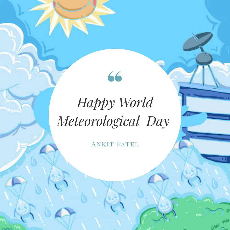 World Meteorological Day Wishes Awesome Images, Pictures, Photos, Wallpapers