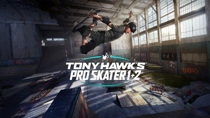 Tony Hawk's Pro Skater 1 & 2: Ανακοινώθηκαν τα Remake των τίτλων