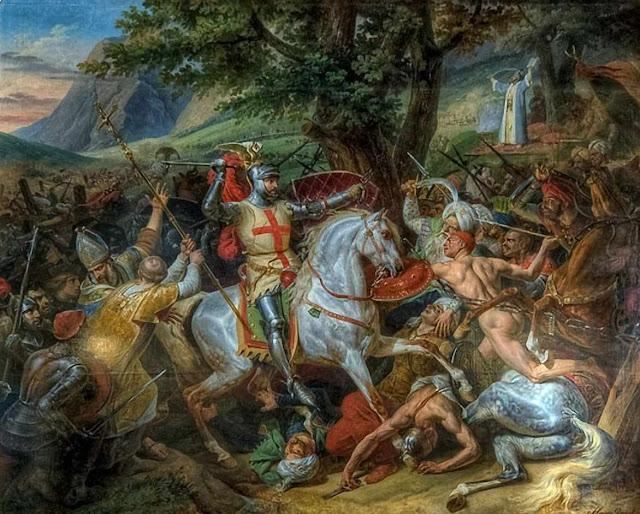 Navas de Tolosa: a batalha prototípica entre a Cruz e a Meia-lua