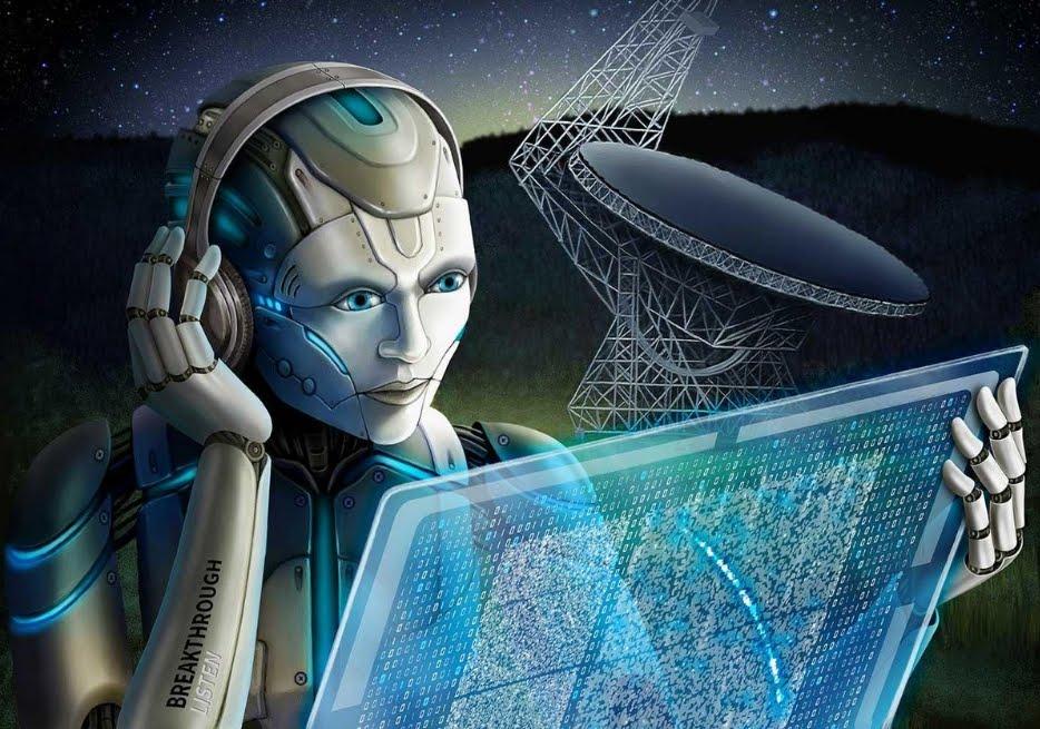 Vita Extraterrestre: Segnali da una Galassia Aliena registrati dall'Intelligenza Artificiale | Radioastronomia.