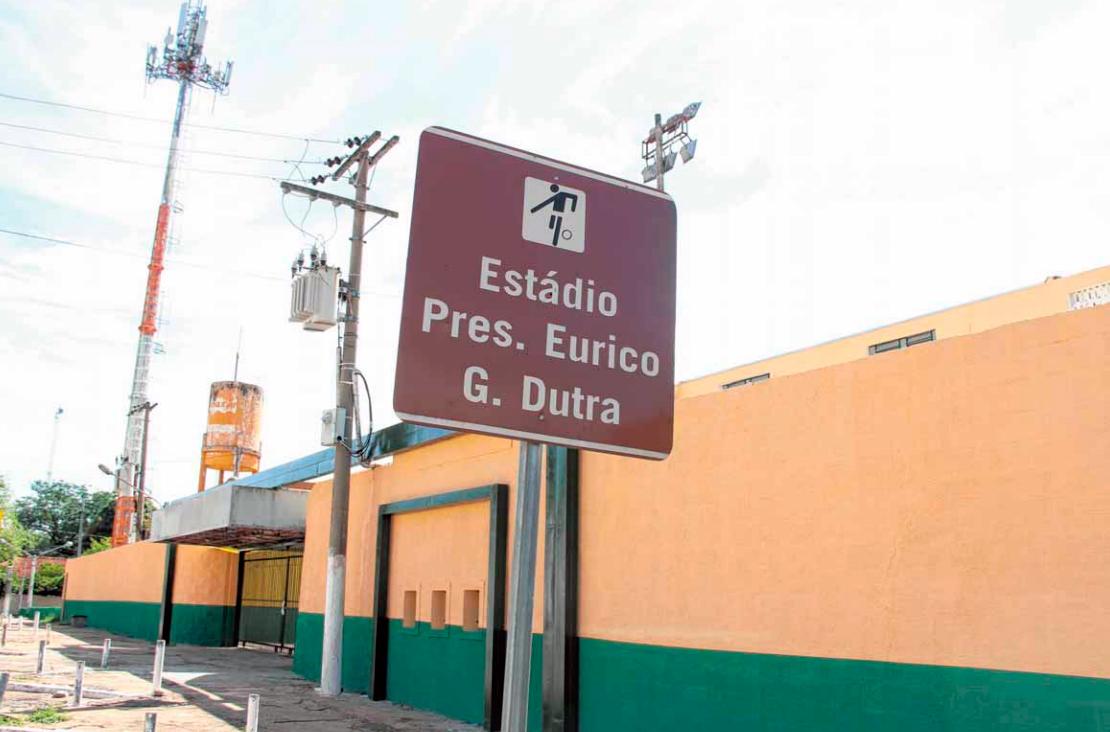 Estadio Presidente Eurico Gaspar Dutra