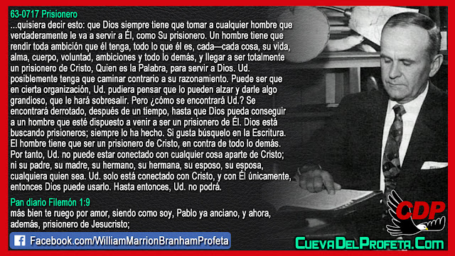 La persona que Dios puede usar - William Branham en Español