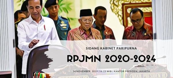 Lima Arahan Presiden Jokowi Soal RPJMN 2020-2024