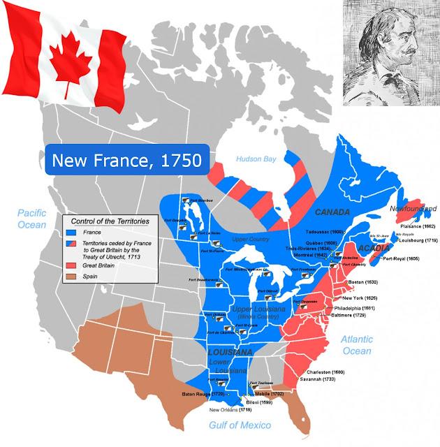 Canada og Radission i New France