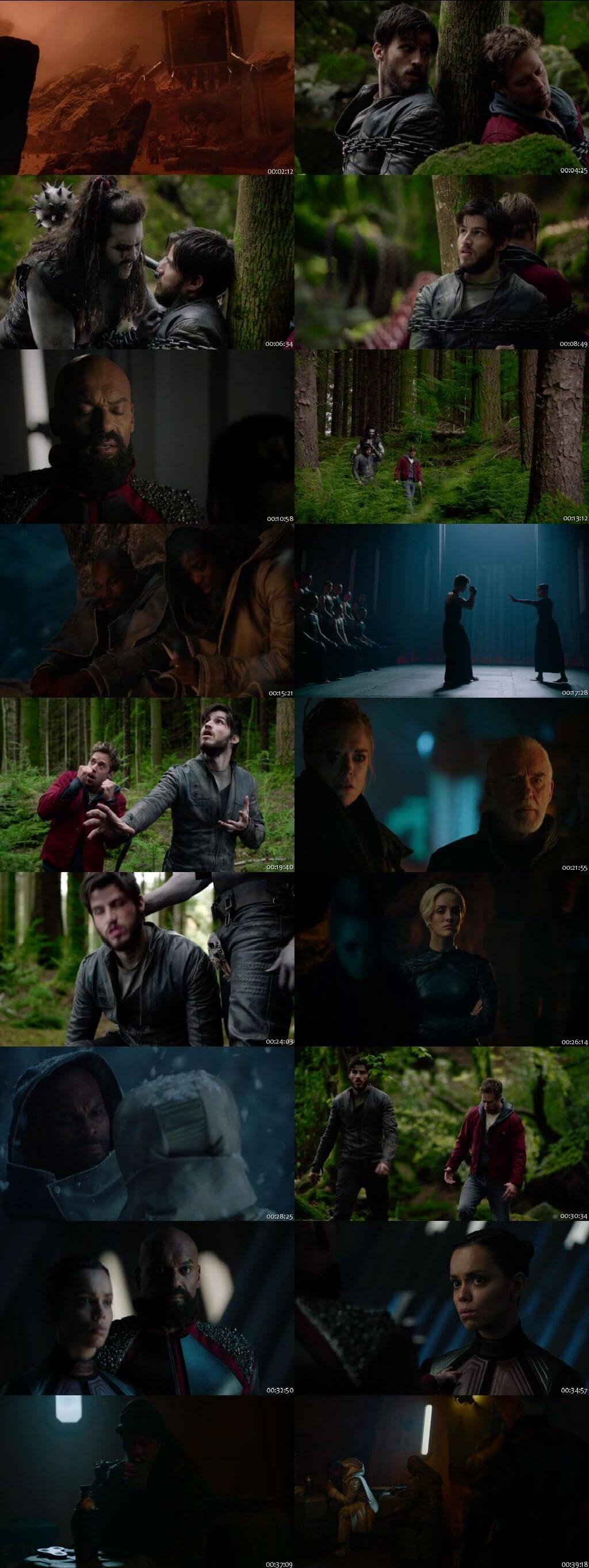 Screenshots Of English Show Krypton Season 02 Episode 02 2019 WEB-DL 720P 300MB