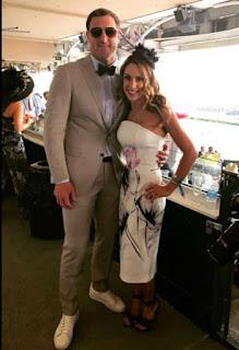 Jason Witten With Wife Michelle Witten