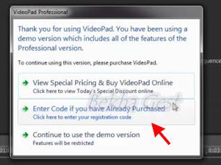 Download Dan Cara Aktivasi Videopad Versi 7.04 Terbaru 2019 New Metode|Serial Number Videopad