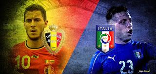 موعد مباراة ايطاليا وبلجيكا في بطولة يورو 2020..