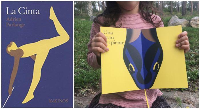 mejores cuentos libros infantiles de 0 a 3 años La cinta Adrien Parlange