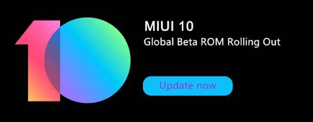 Download Rom Xiaomi Redmi 4X MIUI 10 Global Beta Free No password