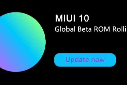 Download Rom Xiaomi Redmi Note 4 Qualcomm/Redmi Note 4X MIUI 10 Global Beta Free No password