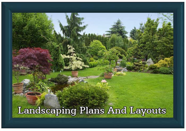 landscaping plans and layouts