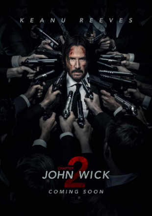 John Wick Chapter 2 2017 BRRip 720p Dual Audio In Hindi English ESub